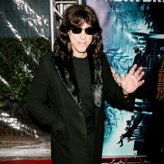 "Marky Ramone in NYC Premiere of ""Daybreakers"""