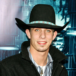 "J.B. Mauney in NYC Premiere of ""Daybreakers"""