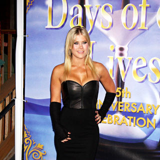 Alison Sweeney in The Days of Our Lives 45th Anniversary Party