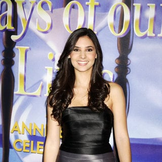 Camila Banus in The Days of Our Lives 45th Anniversary Party