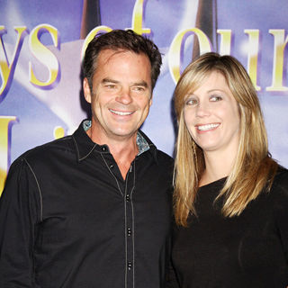 Wally Kurth in The Days of Our Lives 45th Anniversary Party