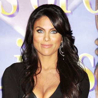 Nadia Bjorlin in The Days of Our Lives 45th Anniversary Party
