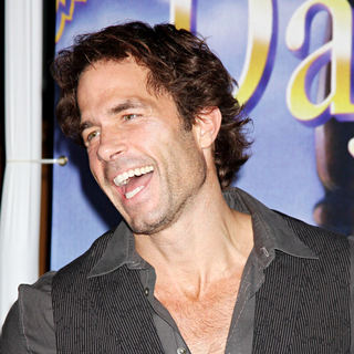 Shawn Christian in The Days of Our Lives 45th Anniversary Party