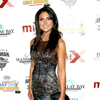 Nadia Bjorlin in 2010 Daytime Emmy Awards Official Pre-Party