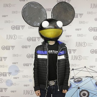 Deadmau5 in 2012 JUNO Awards - Arrivals