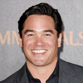Dean Cain in Immortals 3D Los Angeles Premiere