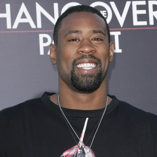 DeAndre Jordan in Los Angeles Premiere of The Hangover Part III