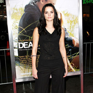 Jaimie Alexander in The Los Angeles Premiere of 'Dear John' - Arrivals