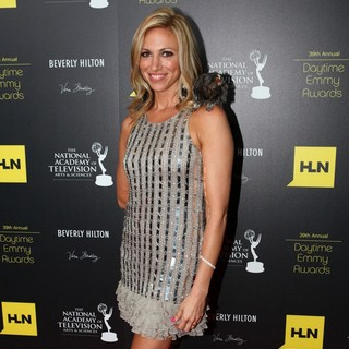 Debbie Gibson in 39th Daytime Emmy Awards - Press Room