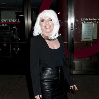 Debbie Harry in 21st Annual Glamour Women of The Year Awards - Arrivals