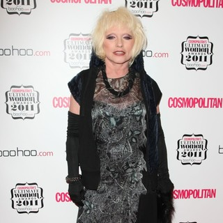 Debbie Harry in The Cosmopolitan's Ultimate Women Awards 2011 - Arrivals