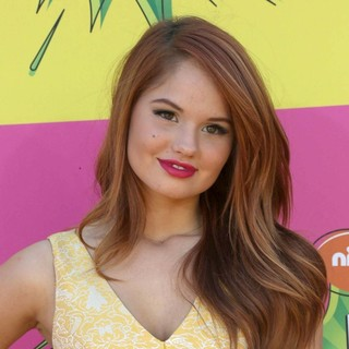 Debby Ryan in Nickelodeon's 26th Annual Kids' Choice Awards - Arrivals
