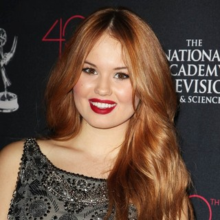 Debby Ryan in 40th Annual Daytime Entertainment Creative Arts Emmy Awards