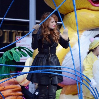 Debby Ryan in 87th Macy's Thanksgiving Day Parade
