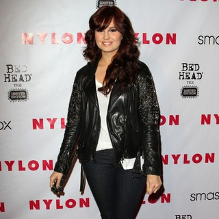 Debby Ryan in Nylon Magazine's 13th Anniversary Celebration