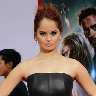 Iron Man 3 Los Angeles Premiere - Arrivals - debby-ryan-premiere-iron-man-3-02
