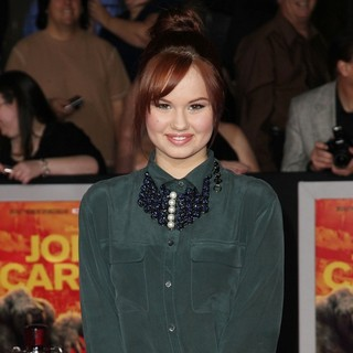 Debby Ryan in Premiere of Walt Disney Pictures' John Carter