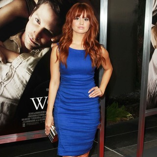 Debby Ryan in The Premiere of CBS Films' The Words - Red Carpet