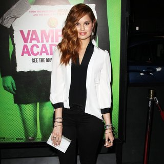 Debby Ryan in Premiere of The Weinstein Company's Vampire Academy