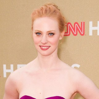 Deborah Ann Woll in 2011 CNN Heroes: An All-Star Tribute