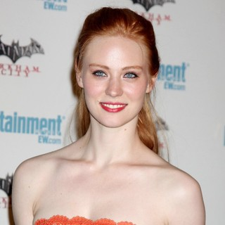 Deborah Ann Woll in Comic Con 2011 Day 3 - Entertainment Weekly Party - Arrivals