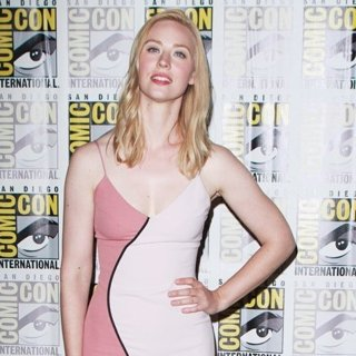 Deborah Ann Woll in San Diego Comic Con 2017 - The Defenders - Photocall