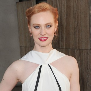 Deborah Ann Woll in Los Angeles Premiere for The Fifth Season of HBO's Series True Blood - Arrivals