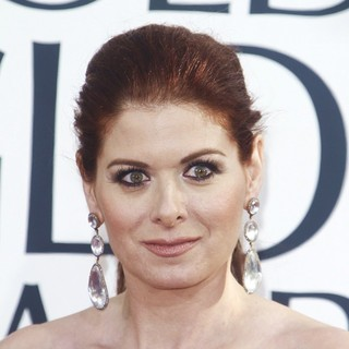 Debra Messing in 70th Annual Golden Globe Awards - Arrivals