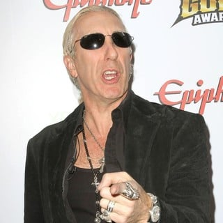 Dee Snider in 2012 Revolver Golden Gods Awards Show