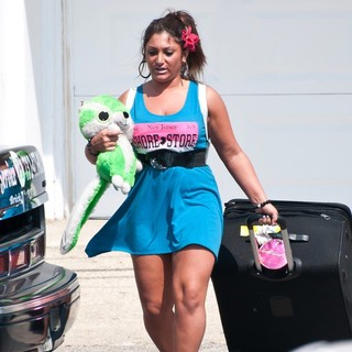 The Jersey Shore Cast Move Out of Their Home