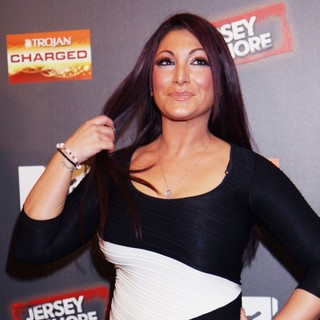 Deena Nicole in Jersey Shore Season 6 Premiere Party