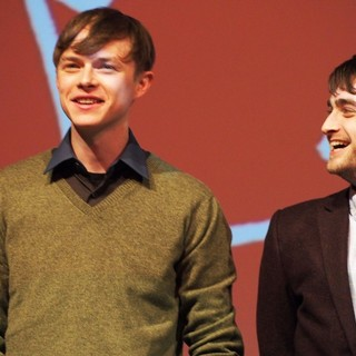 Dane DeHaan, Daniel Radcliffe in The World Premiere of Kill Your Darlings - During Sundance Film Festival 2013