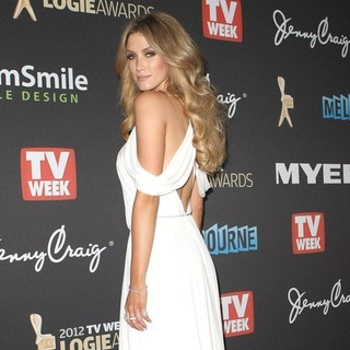 Delta Goodrem in The 2012 Logie Awards - Arrivals