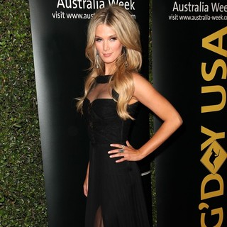 Delta Goodrem in 9th Annual G'Day USA Gala - Arrivals