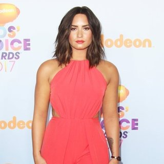 Demi Lovato in Nickelodeon's 2017 Kids' Choice Awards - Arrivals