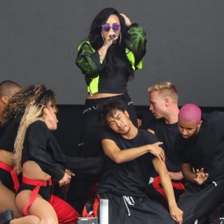 Demi Lovato in BBC Radio 1's Biggest Weekend 2018 - Day 2
