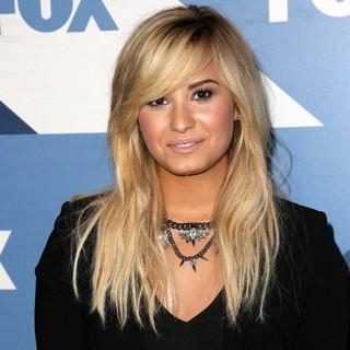 Demi Lovato in FOX Summer TCA 2013 All-Star Party