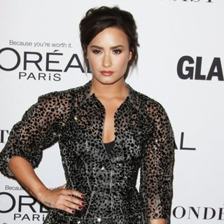 Demi Lovato in Glamour Celebrates 2016 Women of The Year Awards