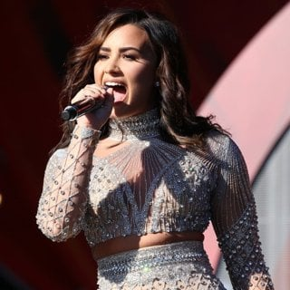Demi Lovato in Global Citizen Festival 2016