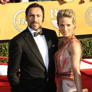 Demian Bichir in The 18th Annual Screen Actors Guild Awards - Arrivals