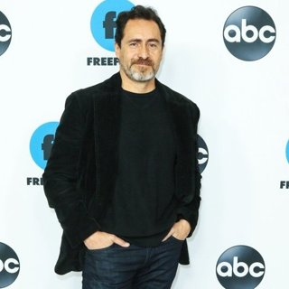 Demian Bichir in 2019 Disney ABC Television Winter Press Tour Photocall