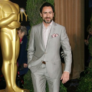 Demian Bichir in 84th Annual Academy Awards Nominees Luncheon