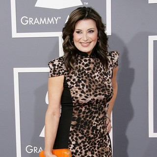 Denise Donatelli in 55th Annual GRAMMY Awards - Arrivals