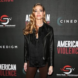 World Premiere of American Violence - Arrivals