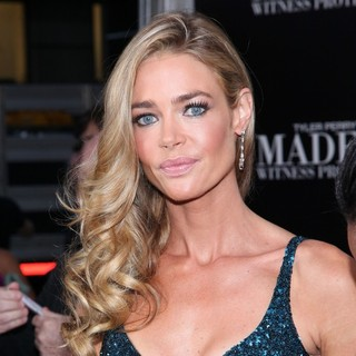 Denise Richards in Tyler Perry's Madea's Witness Protection New York Premiere