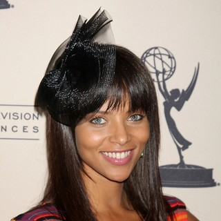 Denise Vasi in Academy of Television Arts and Sciences Daytime Emmy Nominee Reception