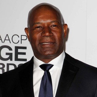 Dennis Haysbert in The 44th NAACP Image Awards