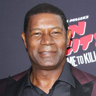 Dennis Haysbert in Los Angeles Premiere of Sin City: A Dame to Kill For