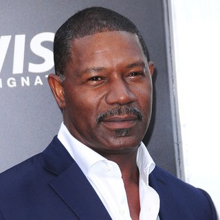 Dennis Haysbert in The Dark Knight Rises New York Premiere - Arrivals