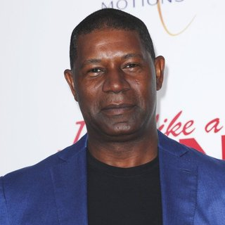 Dennis Haysbert in Film Premiere of Think Like a Man Too